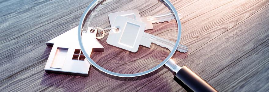 Trouver un appartement ou une maison à vendre